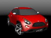 Askaniadesign Carstyling  ZAZ 965 Crossover Concept , 4 of 12