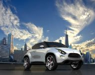 Askaniadesign Carstyling  ZAZ 965 Crossover Concept , 5 of 12