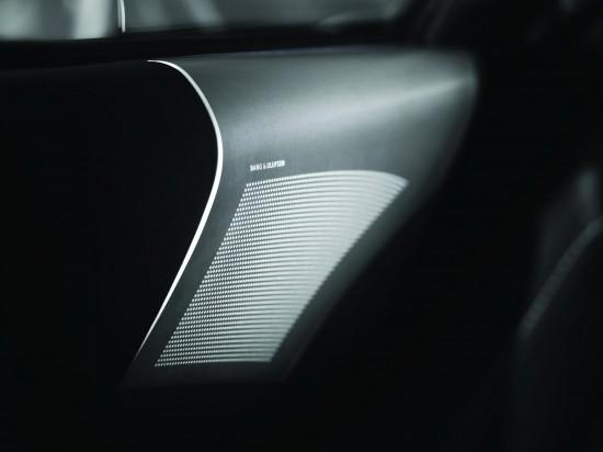 Aston-Martin Beosound DBS Audio System