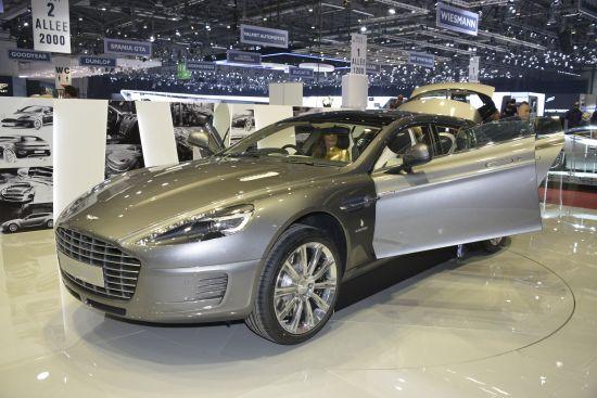 Aston Martin Bertone Geneva