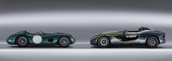 Aston Martin CC100 Speedster Concept