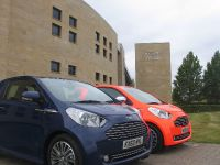 Aston Martin Cygnet 2011 - Bridgestone Eco-Rally, 4 of 4
