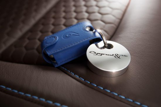 Aston Martin Cygnet and Colette Limited Edition