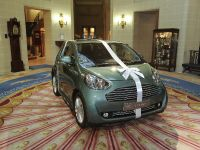 thumbnail image of Aston Martin Cygnet - birthday present