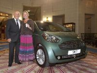 Aston Martin Cygnet - birthday present, 2 of 5