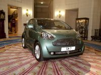 Aston Martin Cygnet - birthday present, 4 of 5