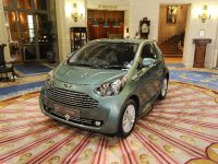 Aston Martin Cygnet - birthday present, 5 of 5
