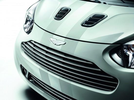 Aston Martin Cygnet Launch Editions
