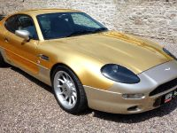 Aston Martin DB7 24-carat, 1 of 4