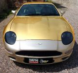 Aston Martin DB7 24-carat, 3 of 4