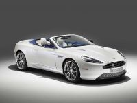 Aston Martin DB9 Volante Morning Frost, 2 of 11