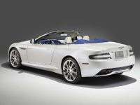 Aston Martin DB9 Volante Morning Frost, 4 of 11