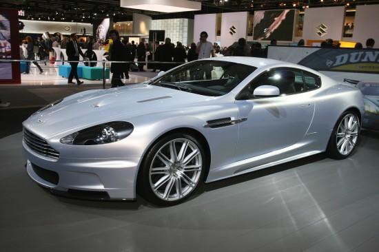 Aston Martin DBS Frankfurt