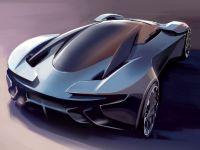 Aston Martin DP-100 Vision Gran Turismo Concept, 9 of 11