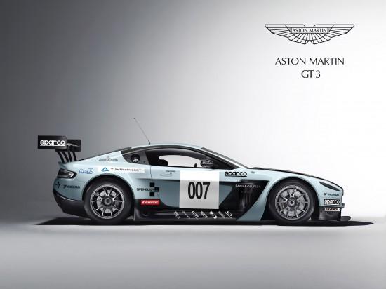 Aston Martin - Nurburgring 24 hour