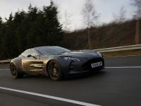Aston Martin One-77 high speed testing, 2 of 3
