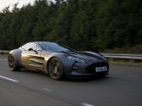 thumbnail image of Aston Martin One-77 high speed testing