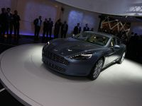 thumbnail image of Aston Martin Rapide Frankfurt 2009