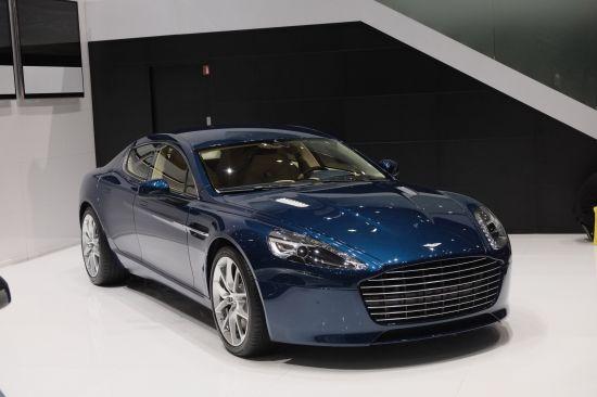 Aston Martin Rapide S Geneva