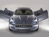 Aston Martin Rapide, 5 of 6