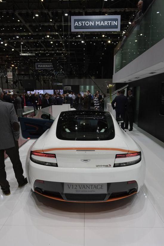 Aston Martin V12 Vantage Geneva