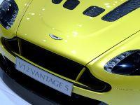 Aston Martin V12 Vantage S frankfurt 2013