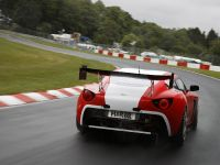 Aston Martin V12 Zagato at the Nurburgring, 3 of 12