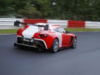 Aston Martin V12 Zagato at the Nurburgring, 4 of 12