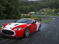 Aston Martin V12 Zagato at the Nurburgring, 6 of 12
