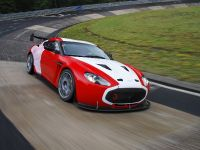 Aston Martin V12 Zagato at the Nurburgring, 7 of 12