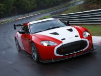 Aston Martin V12 Zagato at the Nurburgring, 8 of 12