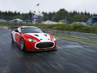 Aston Martin V12 Zagato at the Nurburgring, 9 of 12
