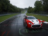 Aston Martin V12 Zagato at the Nurburgring, 11 of 12