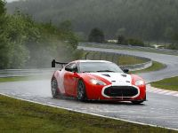 Aston Martin V12 Zagato at the Nurburgring, 12 of 12