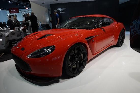 Aston Martin V12 Zagato Frankfurt