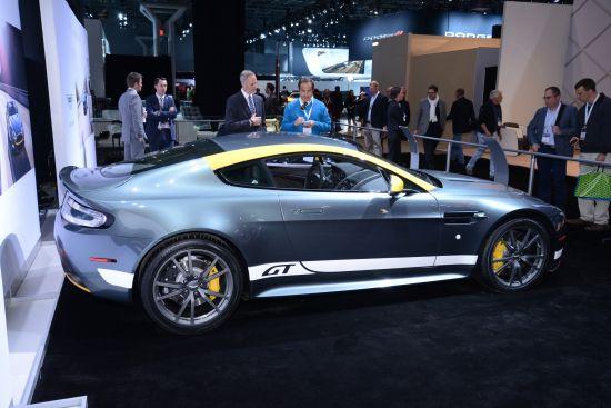 Aston Martin V8 Vantage GT New York
