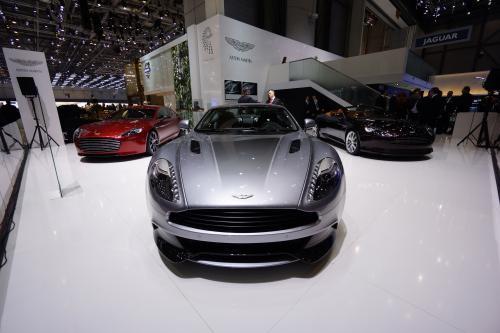 Aston Martin Vanquish Centenary Geneva 2013, 1 of 2