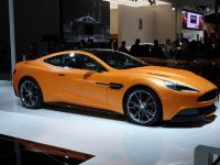 Aston Martin Vanquish Shanghai 2013