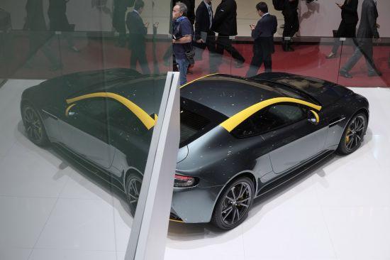 Aston Martin Vantage N430 Geneva