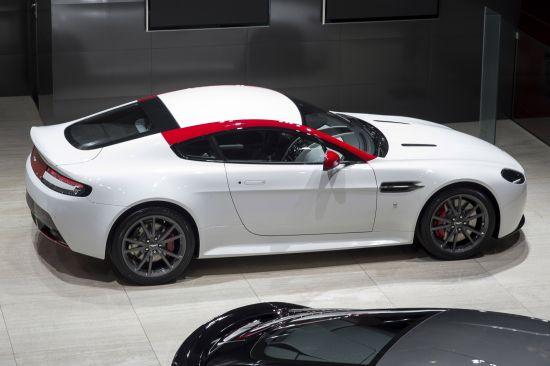 Aston Martin Vantage N430 Paris