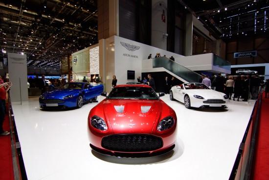 Aston Martin Zagato Geneva