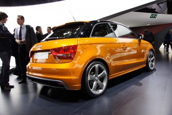 Audi A1 1.4 T Paris
