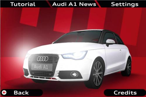 Audi A1 Beat Driver для iPhone игры