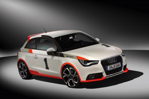 Audi A1S – Sport [Фотогаллерея]