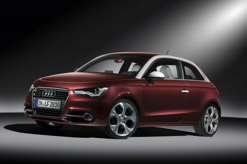 Просто Audi A1S [3 фотографии автомобиля]