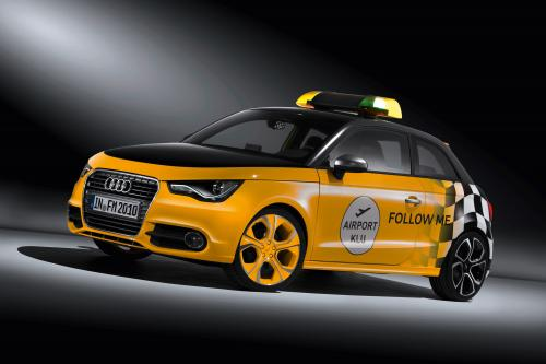 Audi A1S – Airoport KLU Follow Me