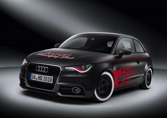 Audi A1 Hot Rod