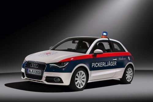 Audi A1s PICKERLJÄGER Worthersee [много фотографий]