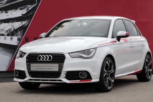 Audi A1 R18 Пакет Конкуренции