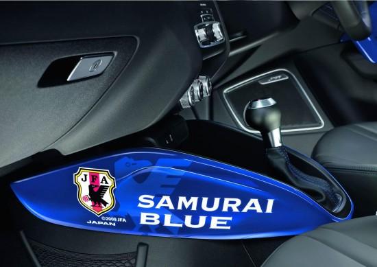 Audi A1 Samurai Blue